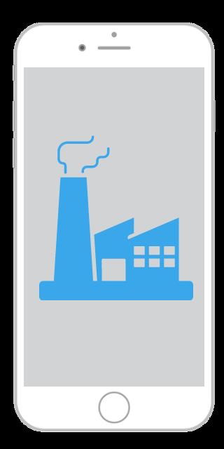 Diseño de páginas web b2b - Página web industrial - página web para empresas industriales