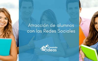 Cómo utilizar las Redes Sociales para captar alumnos