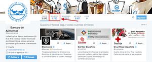 Prospectar en Twitter ejemplos 2