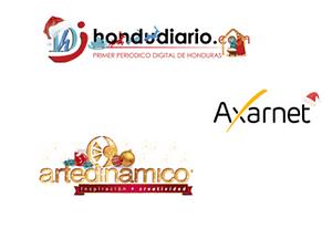 Logos navideños ejemplos