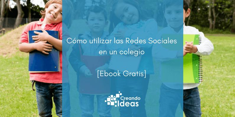 Cómo utilizar las redes sociales en un colegio descarga Ebook