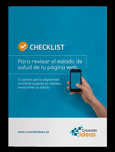 Checklist para revisar el estado de salud de tu página web