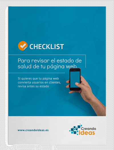 Checklist para revisar páginas web