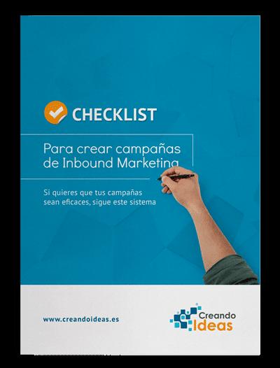 Checklist para crear campañas Inbound Marketing