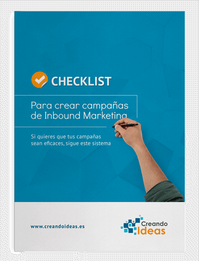 recursos inbound marketing gratis checklist campañas inbound