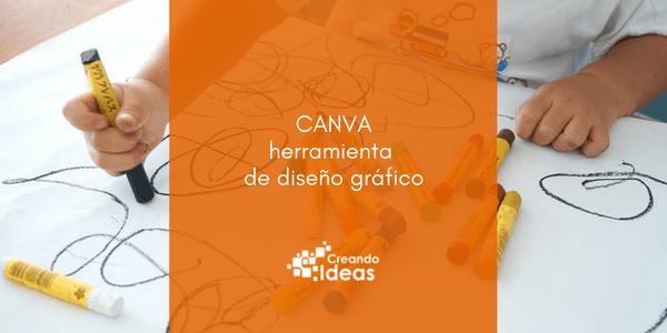 CANVA, herramienta de diseño gráfico para todos los públicos