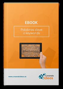 Ebook: Palabras claves o keywords