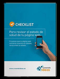 Checklist: Para revisar el estado de salud de tu página web